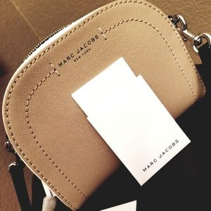 NWT, MARC JACOBS, Playback Leather Crossbody